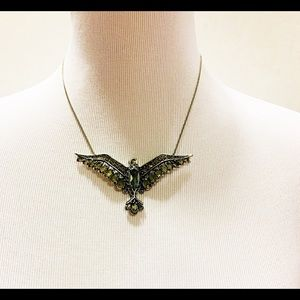 FOSSIL BRAND BIRD NECKLACE